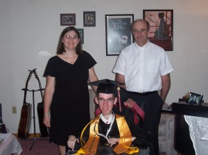 Scott Drotar and Parents