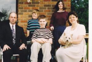 Scott Drotar and Family