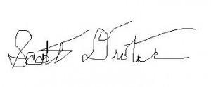 Scott Drotar Signature