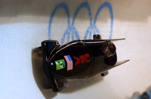 Roll Models Bobsled