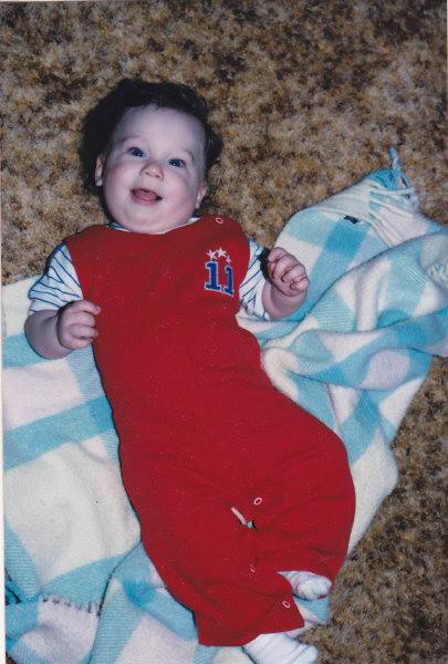 Scott Drotar Baby 1