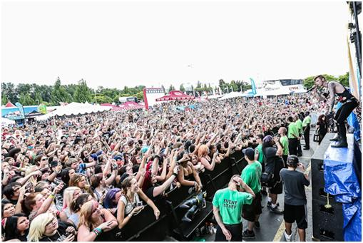 Scott Drotar Warped Tour
