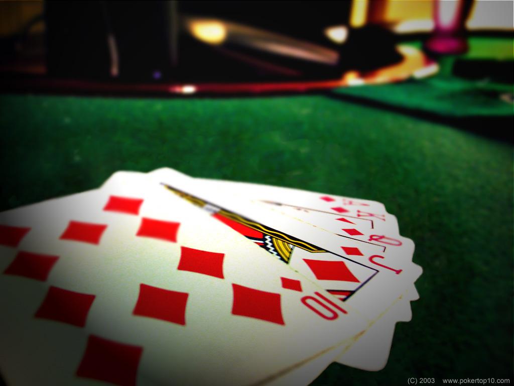 Scott Drotar Poker