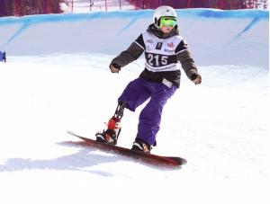 Scott Drotar Snowboarding