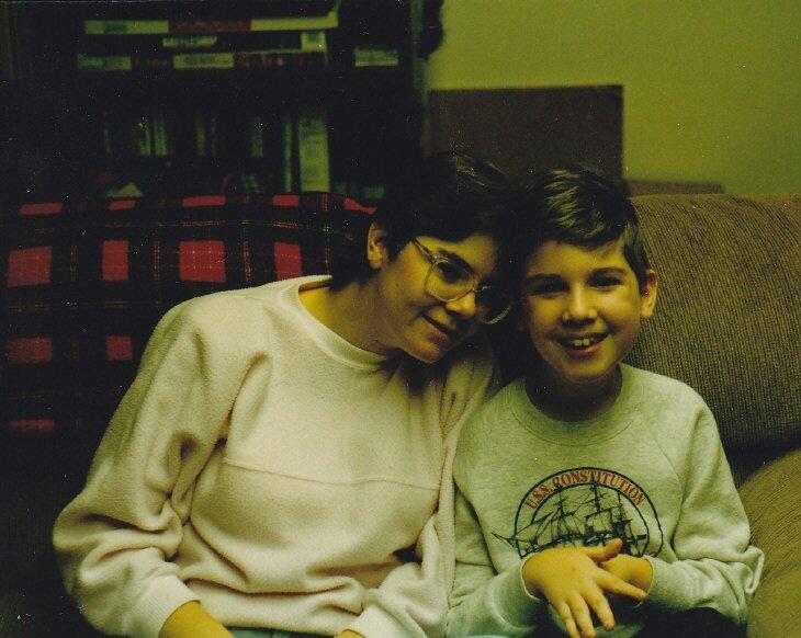 Scott Drotar My Mom
