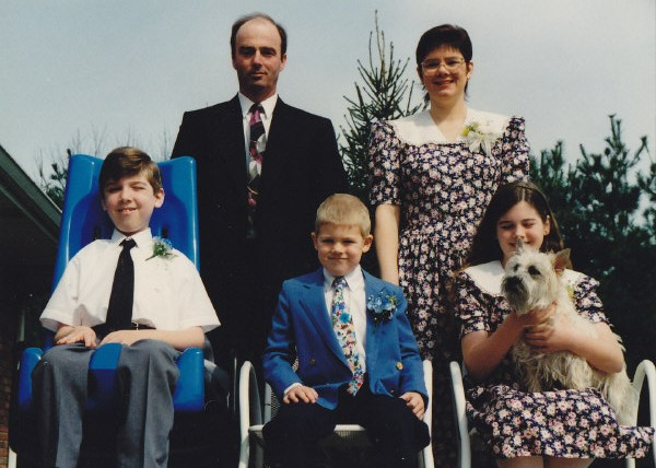 Scott Drotar Family