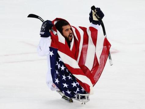 Scott Drotar Sledge Hockey