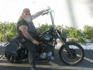 Scott Drotar Biker