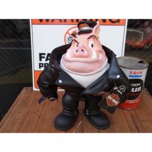 Scott Drotar Harley Pig
