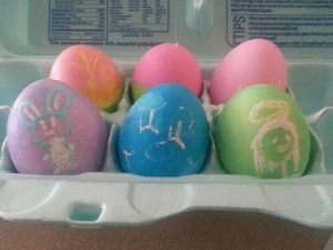 Scott Drotar Easter Eggs