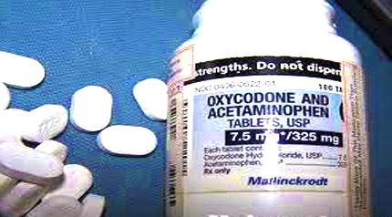 Scott Drotar Oxycodone