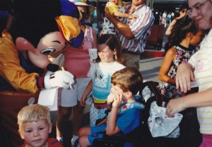Scott Drotar Disney World