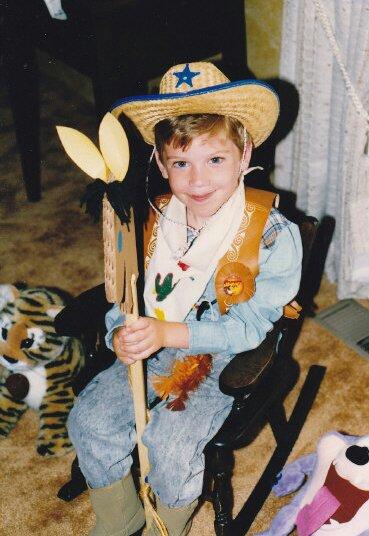 Scott Drotar Cowboy