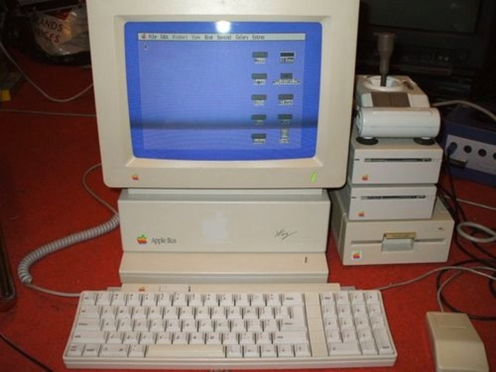 Scott Drotar Apple II
