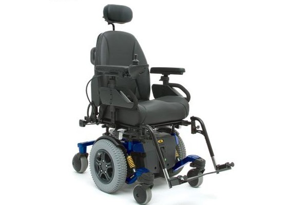 Scott Drotar Power Wheelchair
