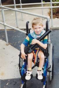 Scott Drotar Manual Wheelchair