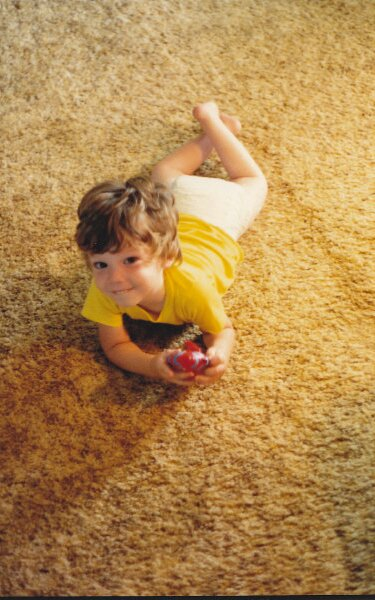 Scott Drotar Crawling