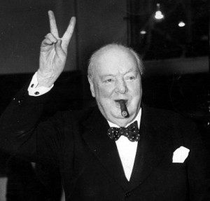 Scott Drotar Winston Churchill