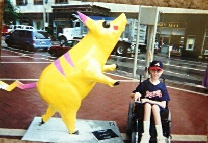 Scott Drotar Pikachu