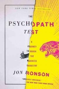 Scott Drotar Psychopath Test
