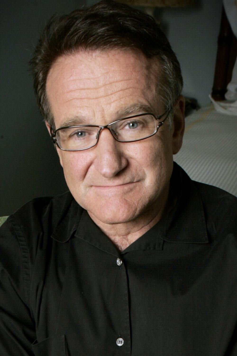 Scott Drotar Robin Williams