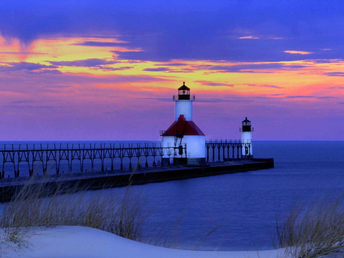 Scott Drotar Lake Michigan