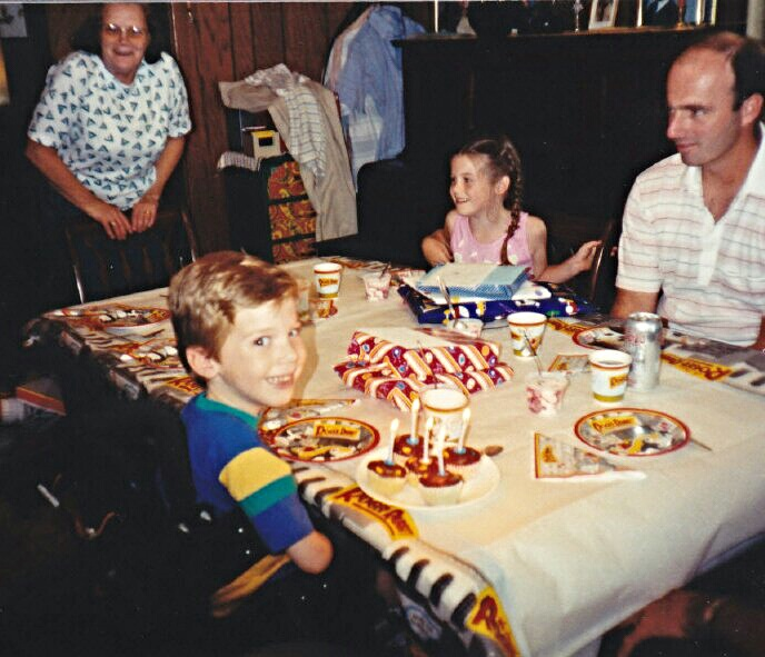 Scott Drotar Birthday