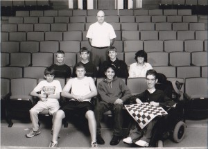 Scott Drotar Chess Team