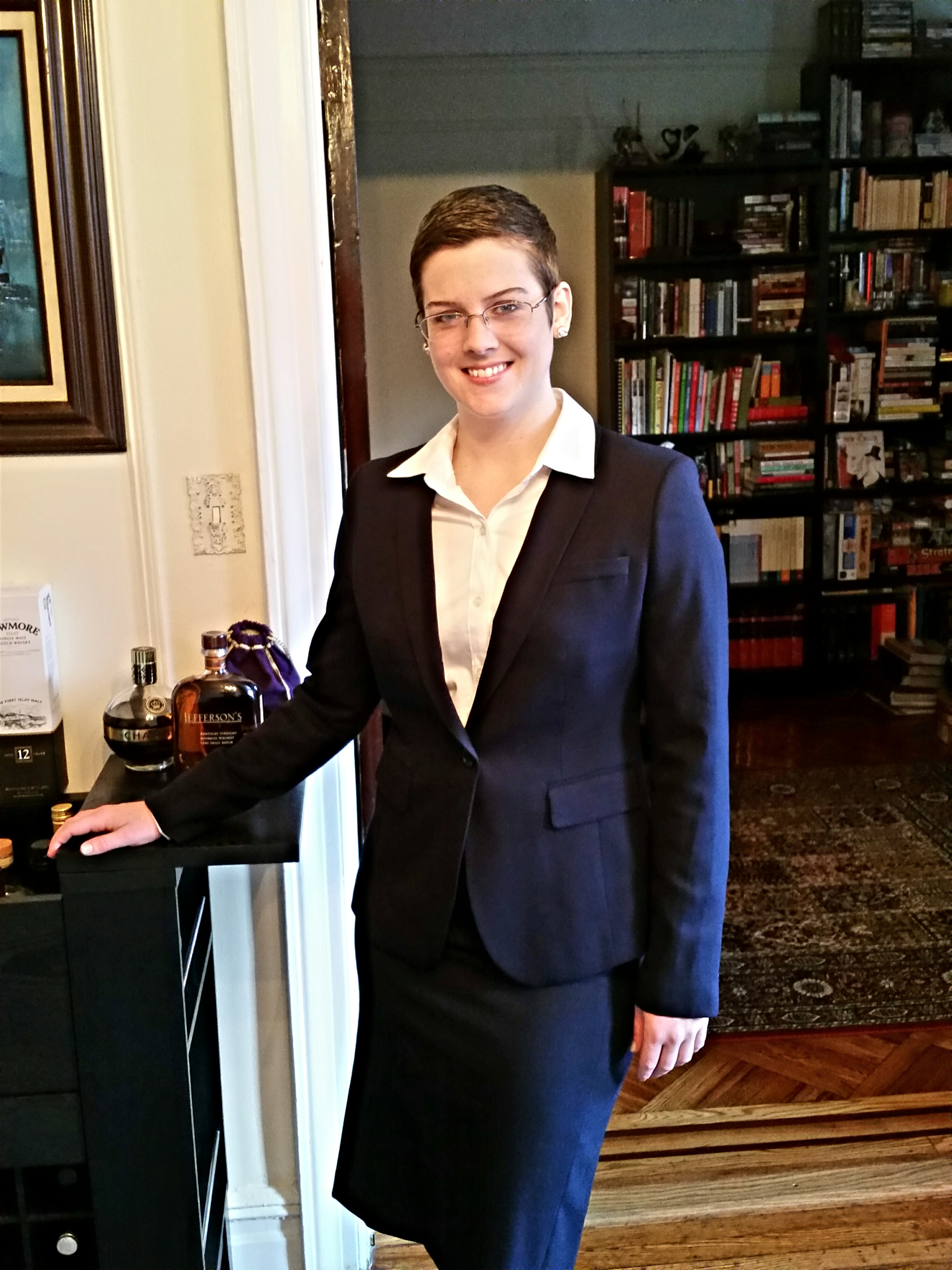 Scott Drotar Stephanie Lawyer