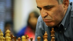 Scott Drotar Garry Kasparov
