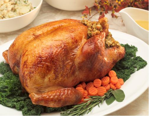 Scott Drotar Cooked Turkey