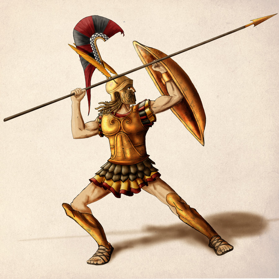 the impact of the shield of achilles on iiiad in the story the shield of achilles