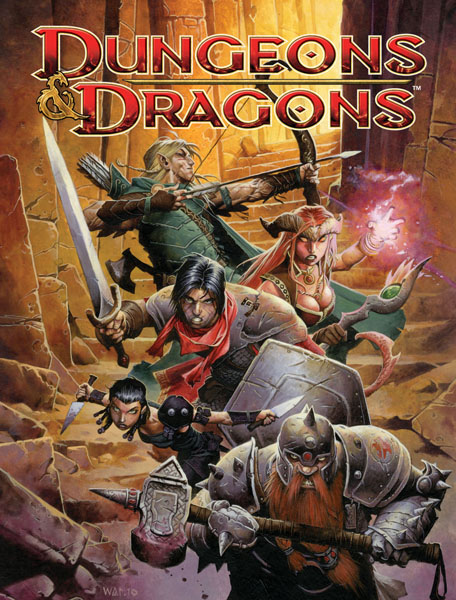 Scott Drotar Dungeons and Dragons