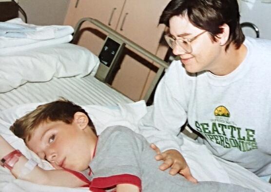 Scott Drotar Primary Caregiver