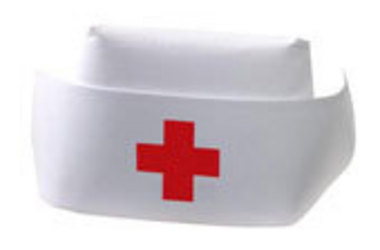 Scott Drotar Nurses Hat