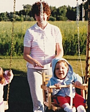 Scott Drotar Mom's Birthday