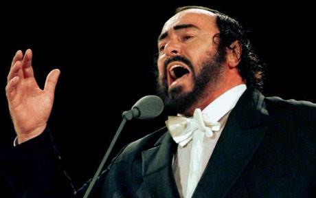 Scott Drotar Pavarotti