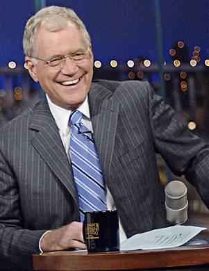 Scott Drotar David Letterman