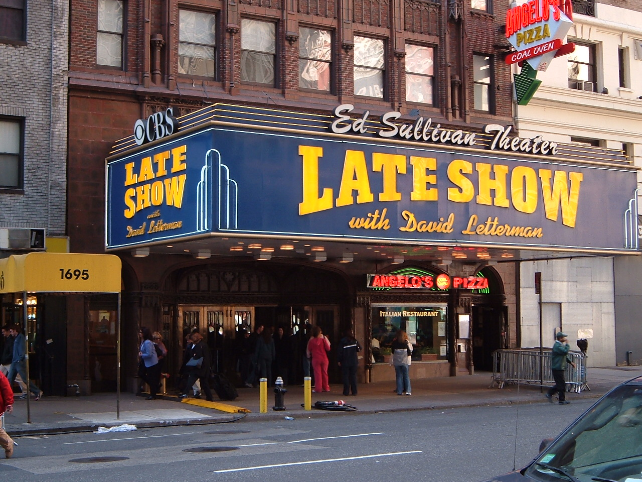 Scott Drotar The Late Show