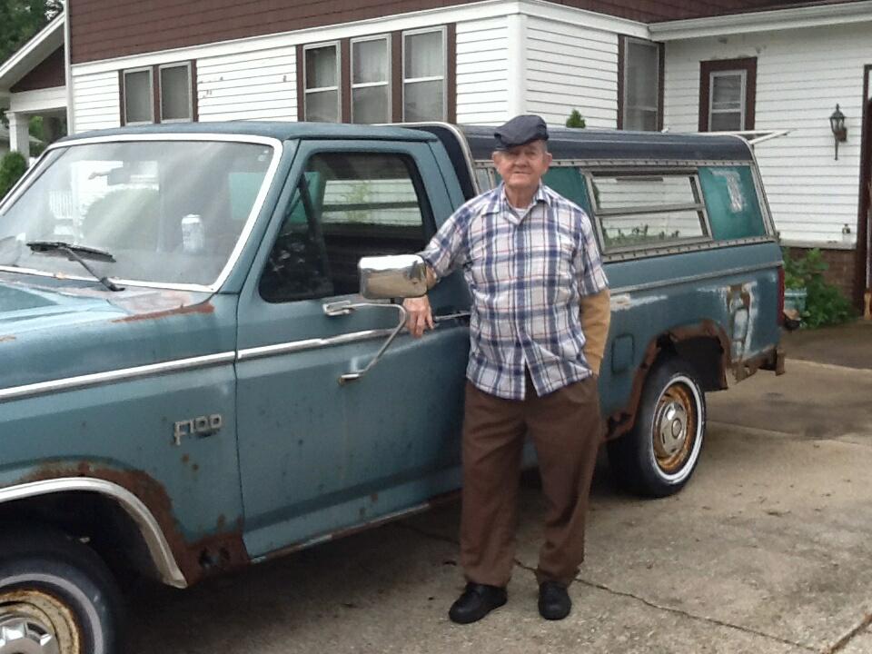 Scott Drotar Grandfather's Truck
